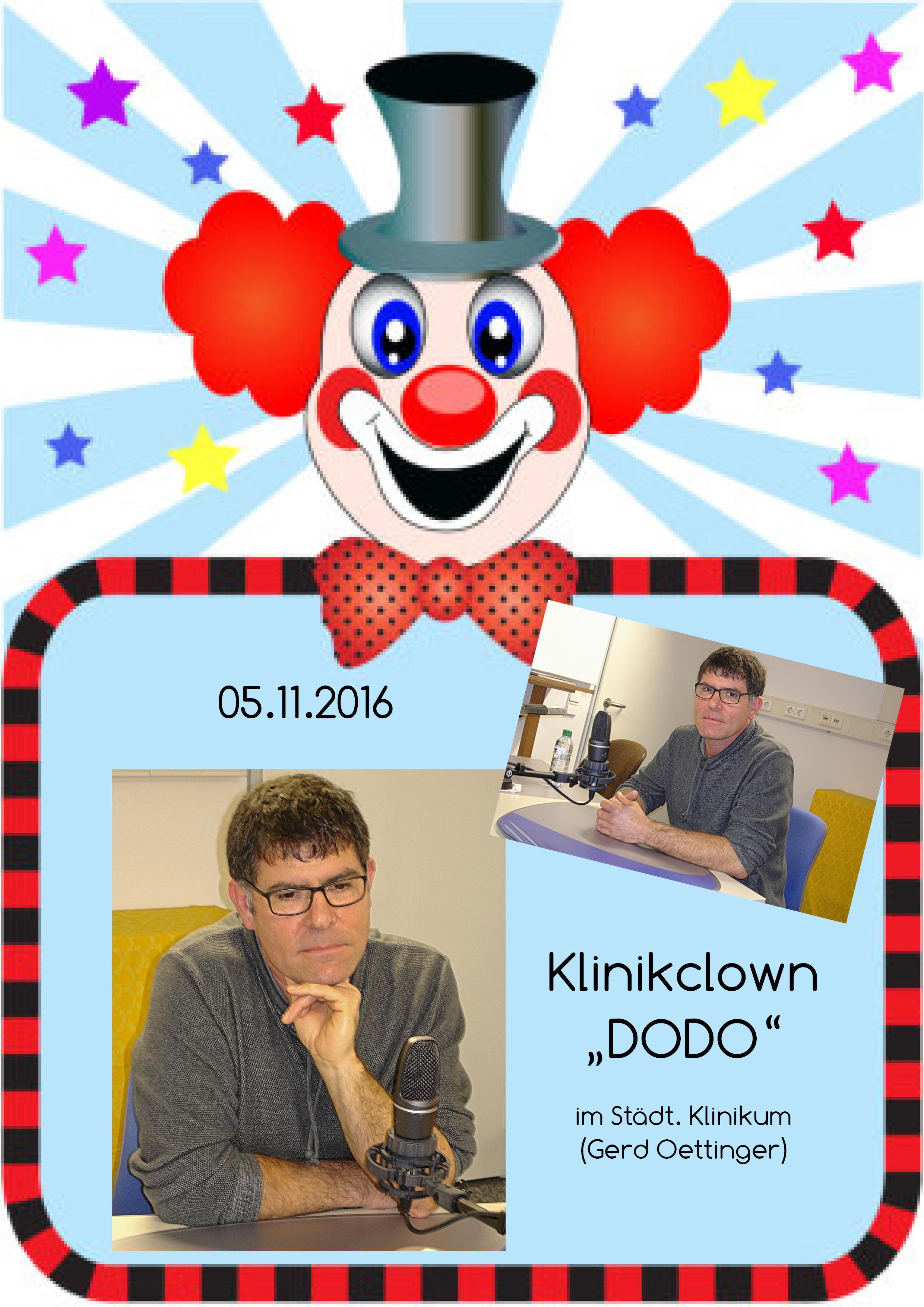 05.11 Klinikclown DODO