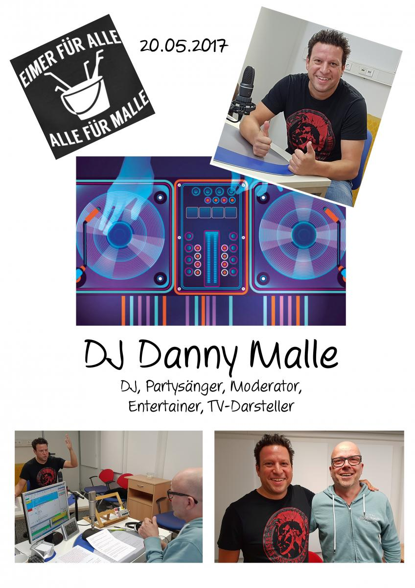 20.05. DJ Danny Malle