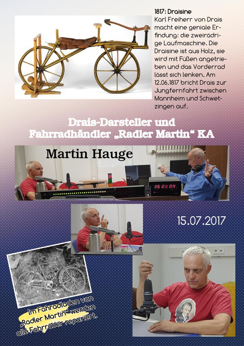 15.07. Martin Hauge
