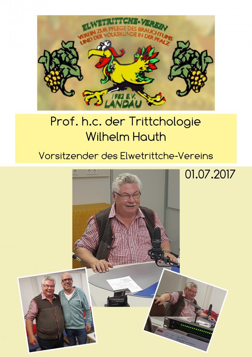 01.07. Wilhelm Hauth