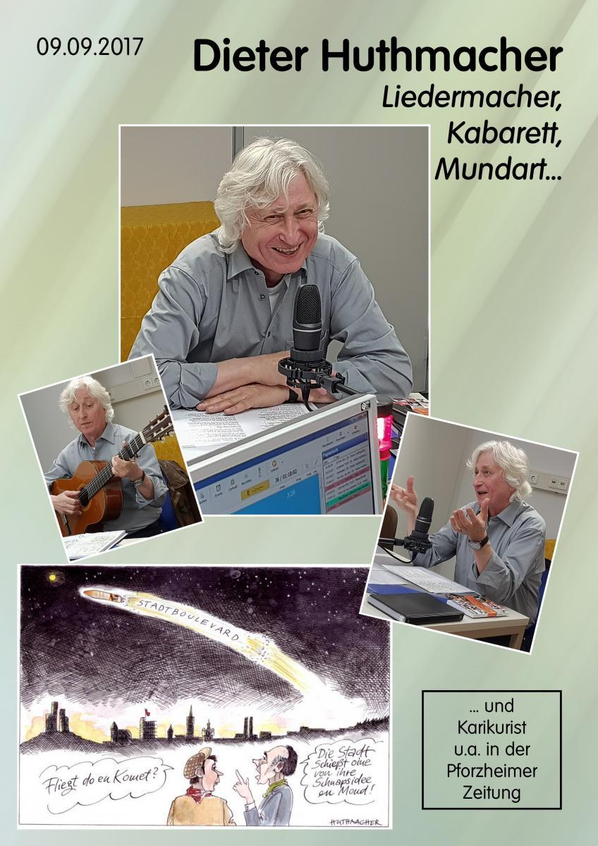 09.09. Dieter Huthmacher