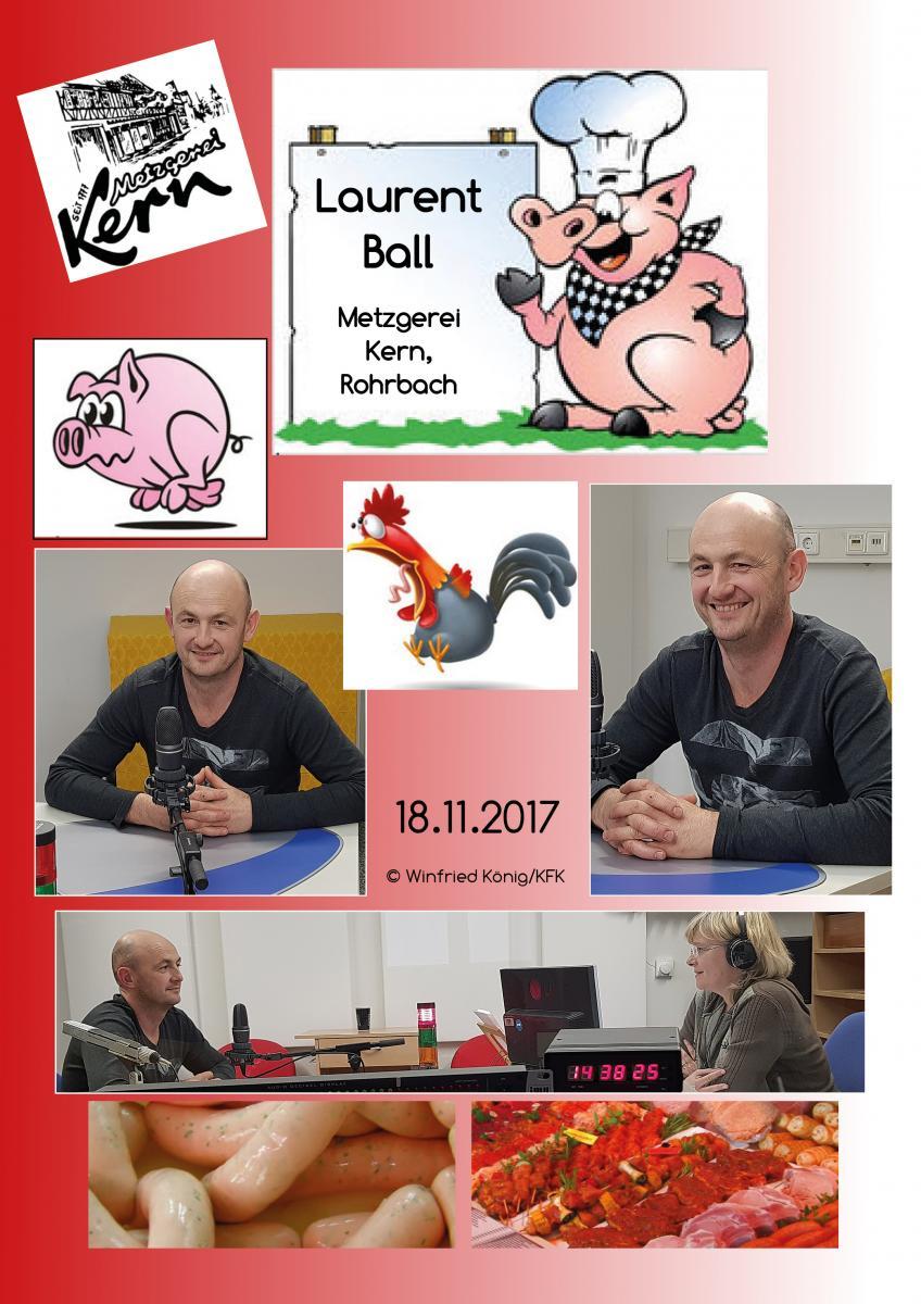 18.11. Laurent Ball