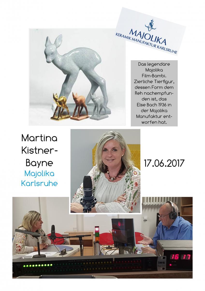 17.06. Martina Kistner-Bayne