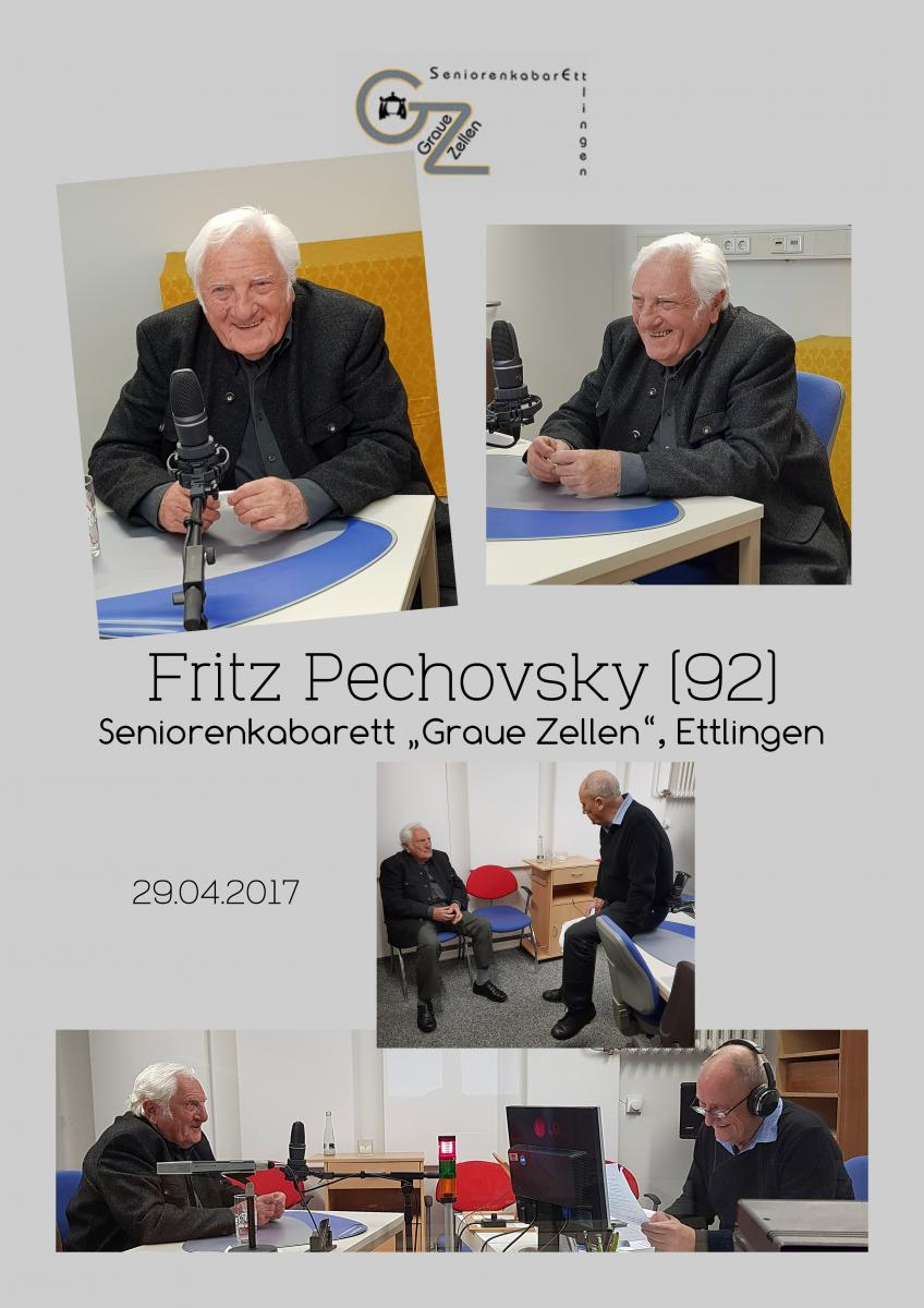 29.04. Fritz Pechovsky (92)