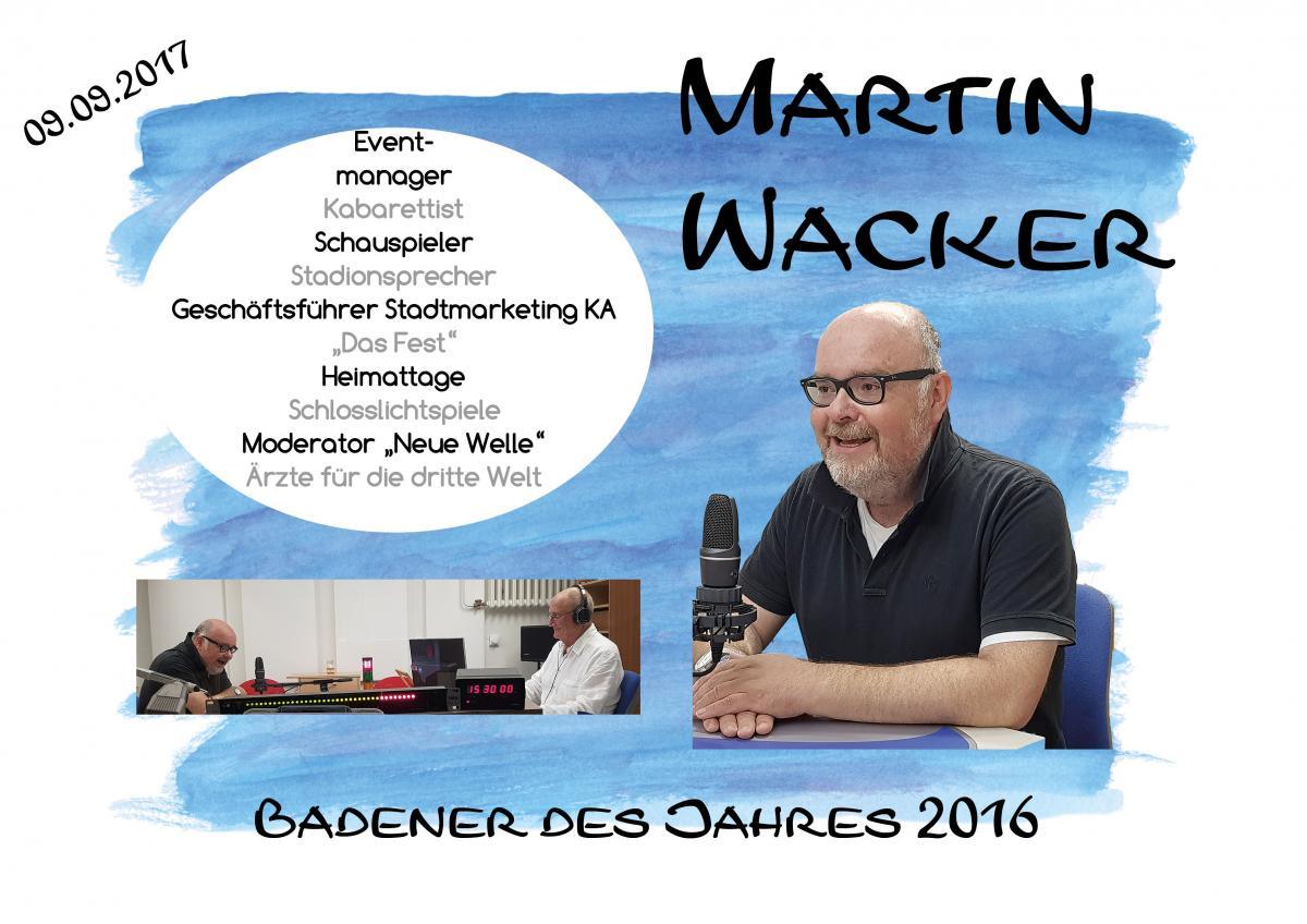 09.09. Martin Wacker
