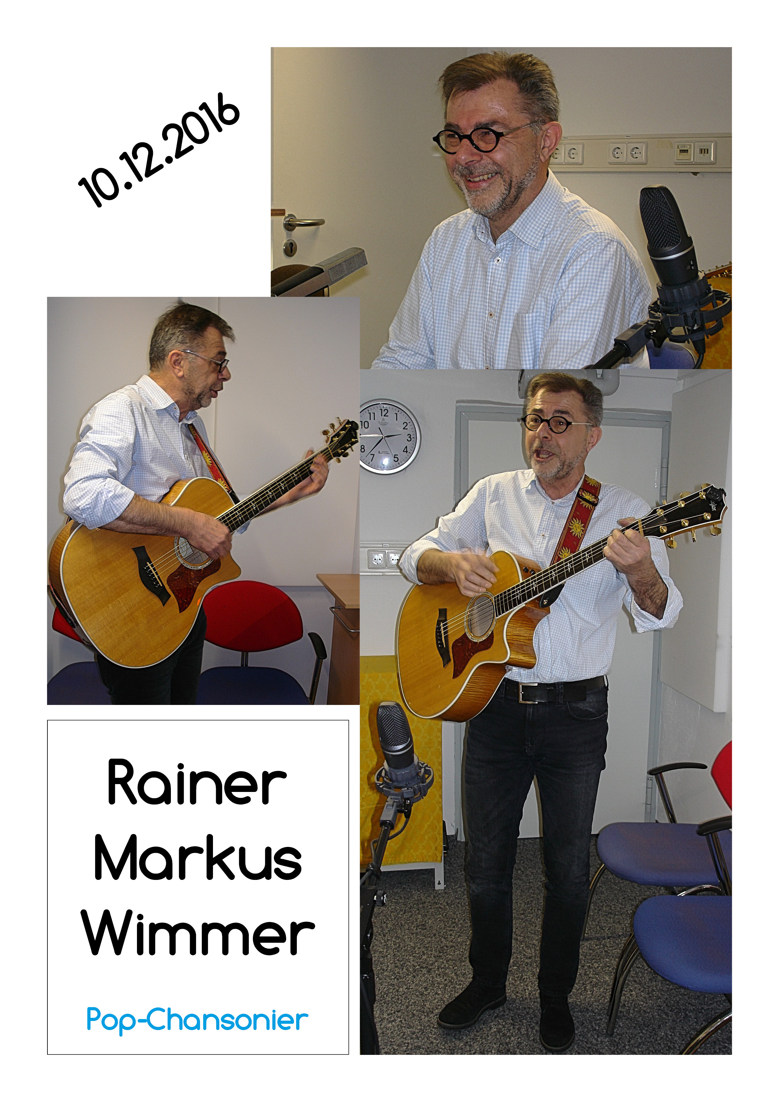 10.12. Rainer Markus Wimmer