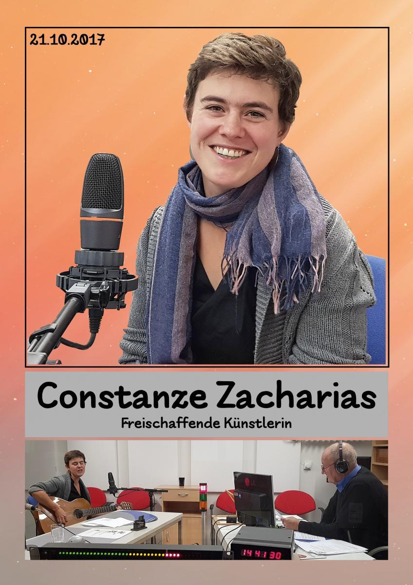 21.10. Constanze Zacharias